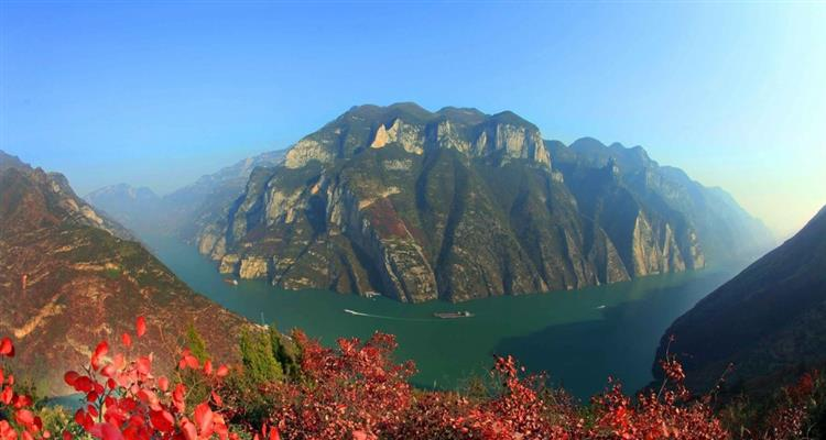 重庆,长江三峡,宜昌双动四日游